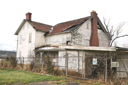 Condemned Federal Property in Rhode Island