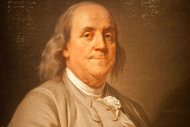 ben franklin catholic single men •well-known printer, scientist, politician, diplomat, inventor: spectacles, franklin stove, the first public library, • poor richard's almanack (1732) —the proverbs and aphorisms emphasized prudence, industry, and honesty and become part of american lore.