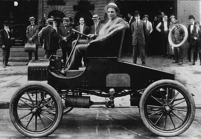 Henry Ford 1907