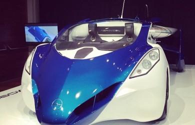 Das #Aeromobil #car #carporn #PioneersFestival #wien #Vienna #pioneers14