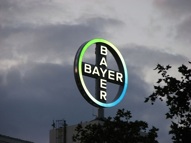 Turning Bayer