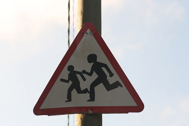 Estonia - Run from pedophiles