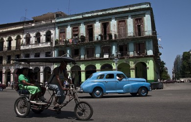 August 2009, Havana, Cuba