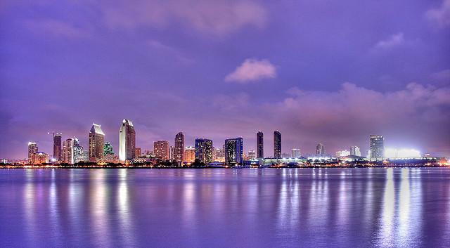 San Diego HDR