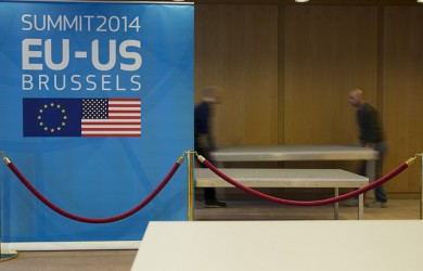 EU-US Summit 2014: Backstage