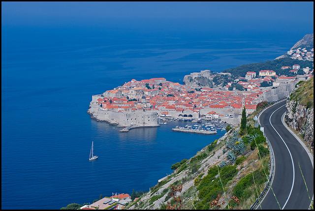 02- M. Mc Holm Dubrovnik Croatia
