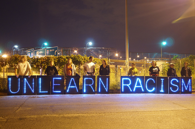 Unlearn Racism 1