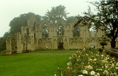 York - St. Mary's Abbey