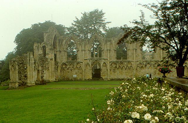 York - St. Mary's Abbey