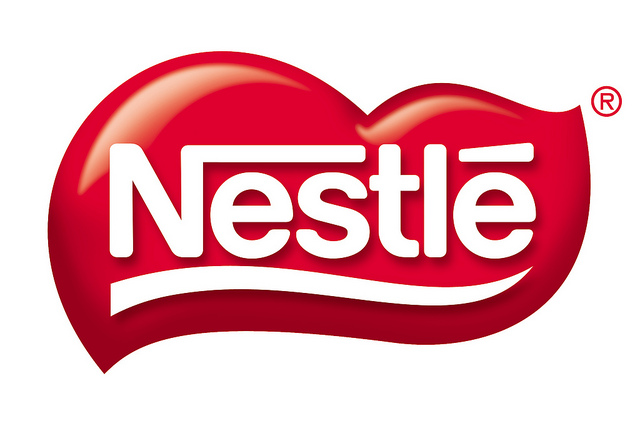 Nestlé chocolate logo